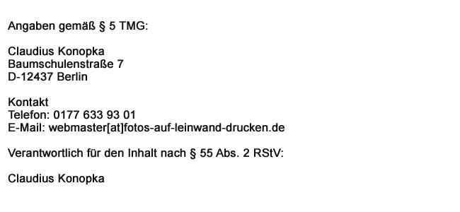 über fotos-auf-leinwand-drucken.de